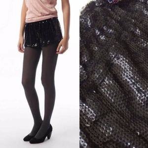 🆕 URBAN OUTFITTERS $68 sequin short shorts S M